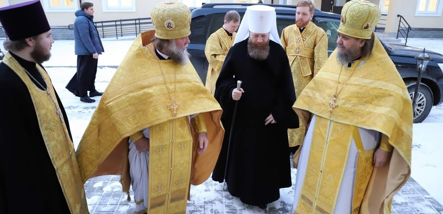 Реставрация Богородицкого Житенного женского монастыря