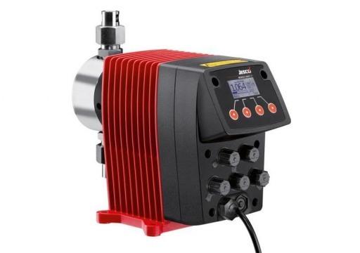 Мембранные дозировочные насосы с шаговым электродвигателем MEMDOS SMART LP
