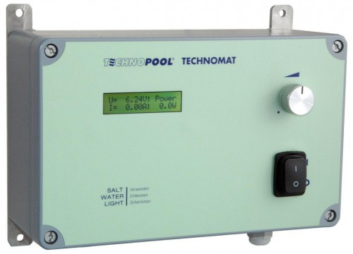 Проточная система электролиза хлора TECHNOMAT PS