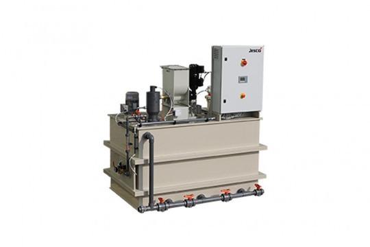 Блок приготовления порошков и жидкостей EASYPURE Polymer System